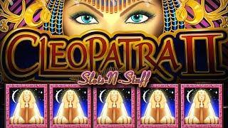 Cleopatra 2 high limit 30 Minutes of play