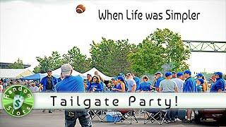 Tailgate Party slot machine, Party Bonus in Different Times