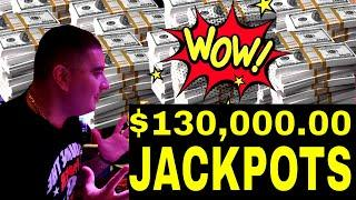 $130,000 Handpay Jackpots On Slot Machines 2020 - Lighting Link   Dragon Link   Lock It Link & More