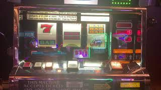 5 Times Pay Slot Machine - High Limit - $20/Spin