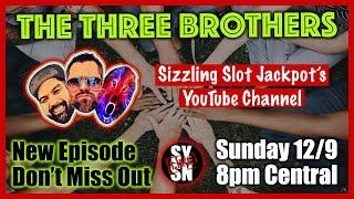 LIVE YT EVENT  THE THREE BROTHERS with SPECIAL GUEST Jen's Universe  Chat & Hangout!