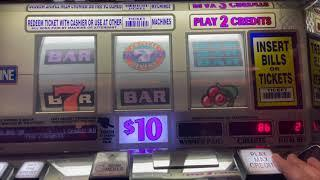 Butterfly Sevens - Crystal Sevens - Old School High Limit Slot Play
