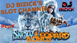 ️ SNOW LEOPARD  Slot Machine  BONUS FREE SPINS   www.OLG.ca