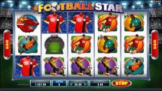 VM 2014 Spil: Football Star Video Slot