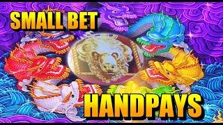Viewer Request: My HANDPAYS on Small Bets ($4 or less)