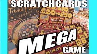 WOW...BIG SCRATCHCARD GAME..WIN PRIZES..PRIZE DRAW.