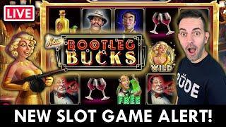 LIVE - NEW SLOT MACHINE ALERT! Online Casino  PlayLuckyland