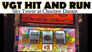 VGT HIT & RUN W/ PROFIT LUCKY DUCKY SITTIN' PRETTY & 777 BOURBON STREET AT SKY TOWER CHOCTAW DURANT