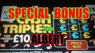 Wow!......SPECIAL  BONUS  VIDEO......................from Albert..WHoooooOOOOO