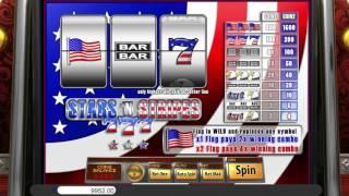 Stars And Stripes• free slots machine by Saucify preview at Slotozilla.com