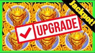 MASSIVE MYSTERY Upgrade Leads To MASSIVE JACKPOT HAND PAY!