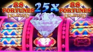88 Fortunes Diamond 3-Reels, 27 Ways Fantastic Big Win free spins