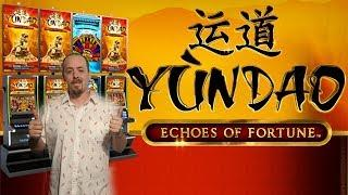 NEW GAME YUNDAO ECHOES OF FORTUNEFree Spins By Bluberi