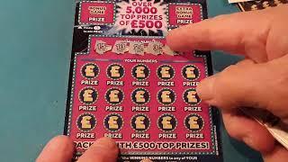 Its...Full £500s..... One Card Wonder Game..mmmmmmMMM