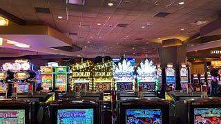 Late Night Dragon Link Slots at Choctaw Casino