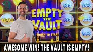 Brian EMPTIES The Vault  Bonus Frenzy ALL WEEK  Vegas Slot Machines with BCSlots