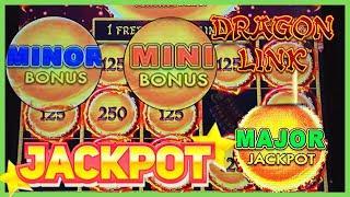 HIGH LIMIT Dragon Link Spring Festival HANDPAY MAJOR JACKPOT Pink Panther Slot Machine Bonus Round