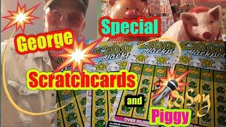 •Wow!.•Scratchcards George• ... Special.•...its wild in the Country•as you know..•