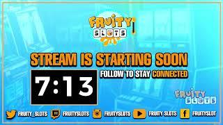 Slots on Sunday AM! Back LIVE on Twitch - Type !3K for exclusive giveaways