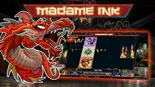 MADAME INK (PLAY'N GO) WALL OF WILDS