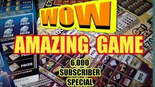An AMAZING SCRATCHCARD GAME...BIG..WIN..£50.00 Worth of Cards..mmmmmmMMM