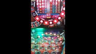 Jugando x$50 y x$80 en la Pinball de 7 Pelotas  ahora si cayo la Filota