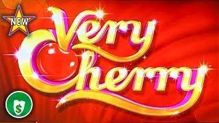 ️ NEW - Very Cherry slot machine, bonus
