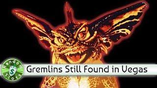 Gremlins slot machine, Progressive Wins