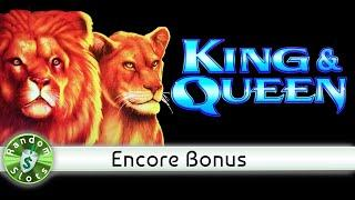 King & Queen slot machine, Encore Bonus