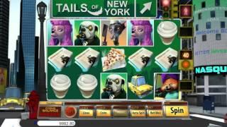 Tails Of New York• free slots machine by Saucify preview at Slotozilla.com