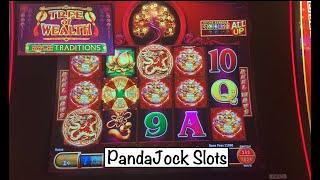 First spin bonus️Then things got even better️Big wins on Tree of Wealth slot