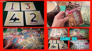 BIG SCRATCHCARD..BIG PRIZES GIVE-A-WAY..TO VIEWERS.3 TIMES A WEEK  & WE POST CARDS TO VIEWERS HOME