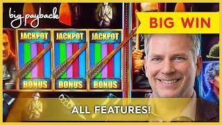 NEW and SUPER-COOL! The Walking Dead Slot - BIG WIN BONUS!