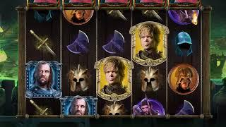 """GAME OF THRONES: BATTLE OF THE BLACKWATER Video Slot Casino Game with a """"EPIC WIN"""" FREE SPIN BONUS"""