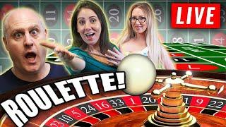 LIVE ROULETTE with RAJA!  Who's Ready To See Some HUGE WIN$!