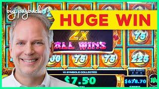 Mighty Cash Nu Xia Green Warriors Slot - HUGE WIN BONUS!