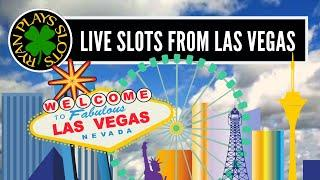 • Hot Vegas Days: Live Slots from Las Vegas! Ryan and Heather are back at The Cosmo! •