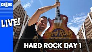 •LIVE @ Hard Rock Casino • Atlantic City • BCSlots