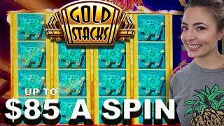 High Limit Gold Stacks up to $85/SPIN at Hard Rock Tampa!