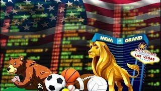 US Sports Betting & Online Gambling Update