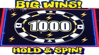 **HIGH STAKES LIGHTNING LINK** BIG WINS! HOLD & SPIN!