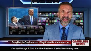 Bingo Player Wins Big in Las Vegas As Sheldon Adelson Backs Trump For 2020 Election?