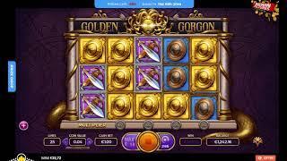 Golden Gordon Slot - Fullscreen With 5x Multiplier!