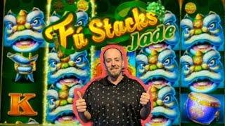 Can we get a BIG WIN from these dragons LUNAR FESTIVAL | FU STACK JADE