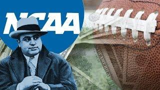 Sports Betting, the NCAA and the Mafia