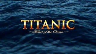 Titanic Heart of the Ocean