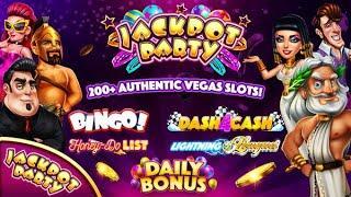 200+ Authentic Vegas Slots & MORE - Jackpot Party Casino