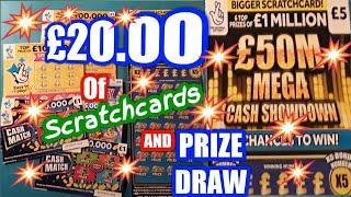 Cracker Show...£50M SHOWDOWN..WIN £50..Cash Match..Dough Money..&PRIZE DRAW FINAL