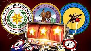 Tribal Gaming Showdowns in America