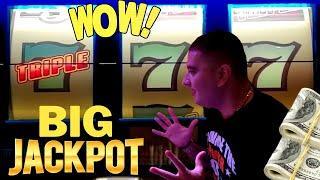 High Limit 3 Reel Slot HUGE HANDPAY JACKPOT ! High Limit Lightning Link Slot Machine Bonus | EP-17